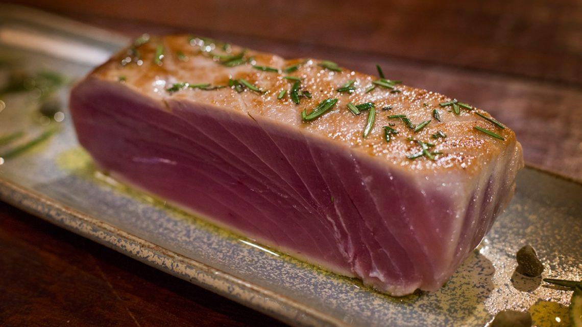 Verão com Sabor – Atum Grelhado com Alecrim