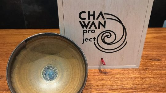 Participe da campanha de crowdfunding do Chawan Project!